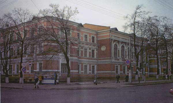 мужская гимназия, Гомель
