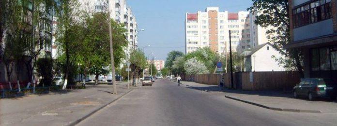 Фотография улицы Тельмана в Гомеле