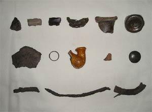находки, археология