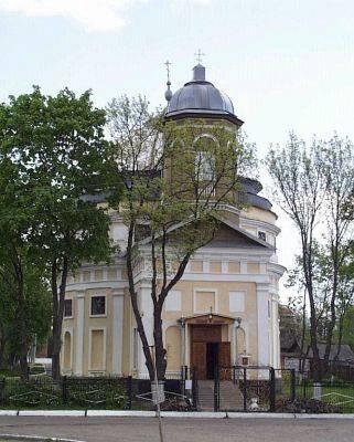 Чечерск, церковь