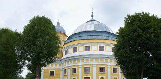 Церковь в Чечерске