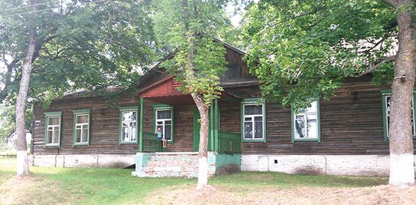 деревня, вёска Покаць