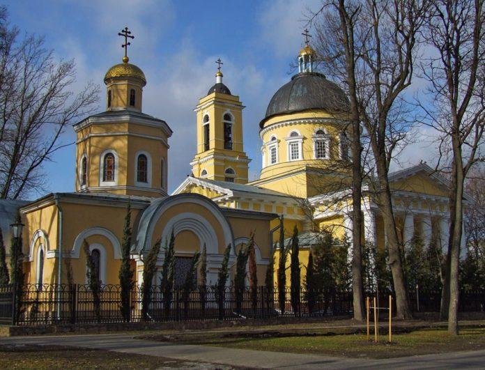 Гомель, церковь, царква, Петропавловский собор