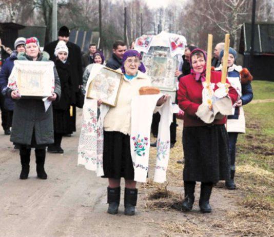обряд, свеч, Гомельщина, Беларусь