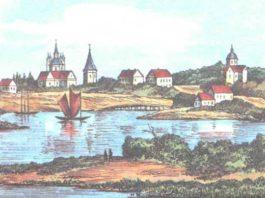 древний Туров, Тураў
