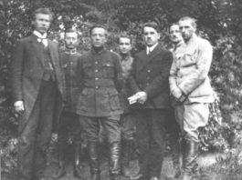Гомельская дырэкторыя і ўкраінская за часамі УНР