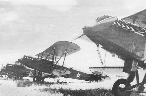Р-5 самолёт