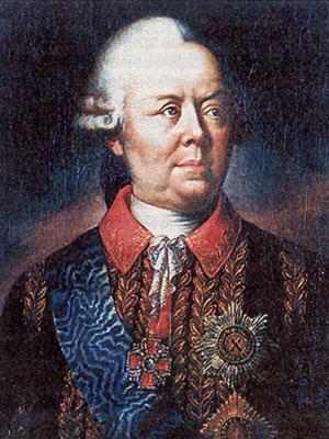 Петр Румянцев, Румянцев