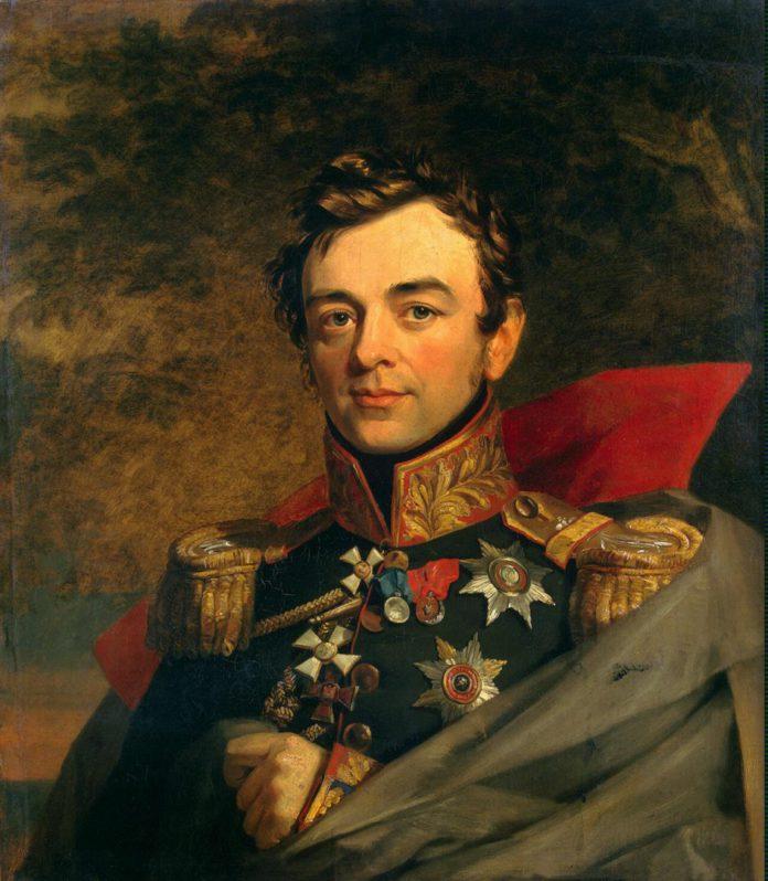 Иван Паскевич, Гомель