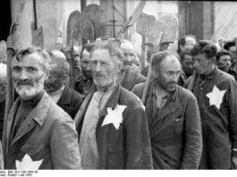 россия, Могилёв, евреи, гетто