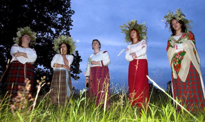 беларуская песня, дзяўчаты