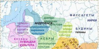 Невры, Милоградская культура
