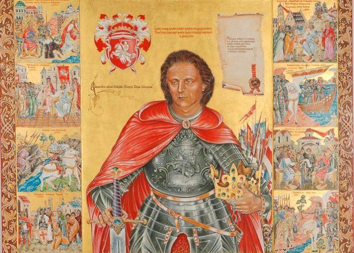 Вітаўт, Витовт, карціна, Вялікі князь