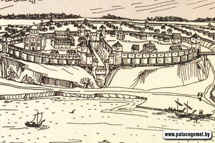 История Гомеля и его замок
