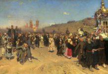 Крестный ход в Российской империи
