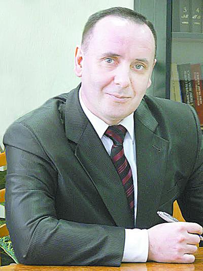 Старшыня Рэспубліканскай тапанімічнай камісіі пры НАН Беларусі Ігар Капылоў