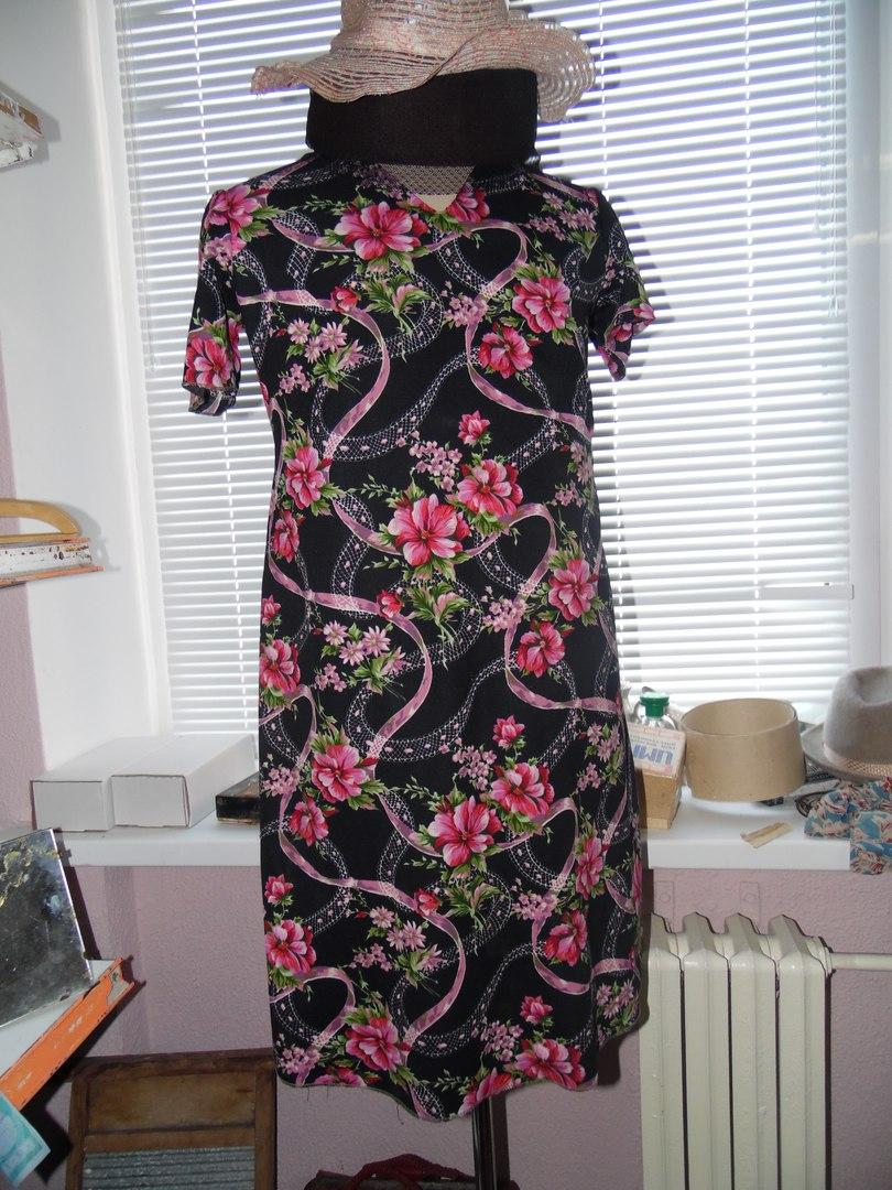 Советское платье в музее