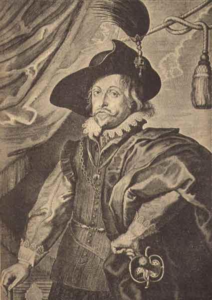 Владислав IV Ваза, портрет