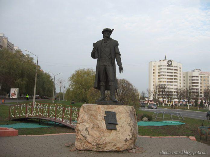 Основатель города Светлогорск