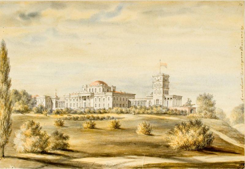 Дворец в Гомеле