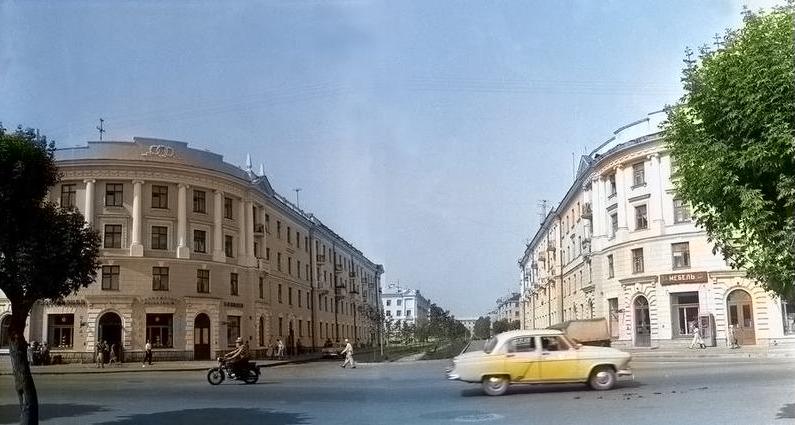 Фотография сделана 4 июня 1961 г.