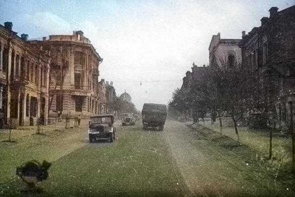 Гомель во время оккупации