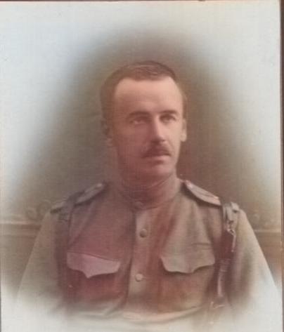 Фотография солдата из Гомеля
