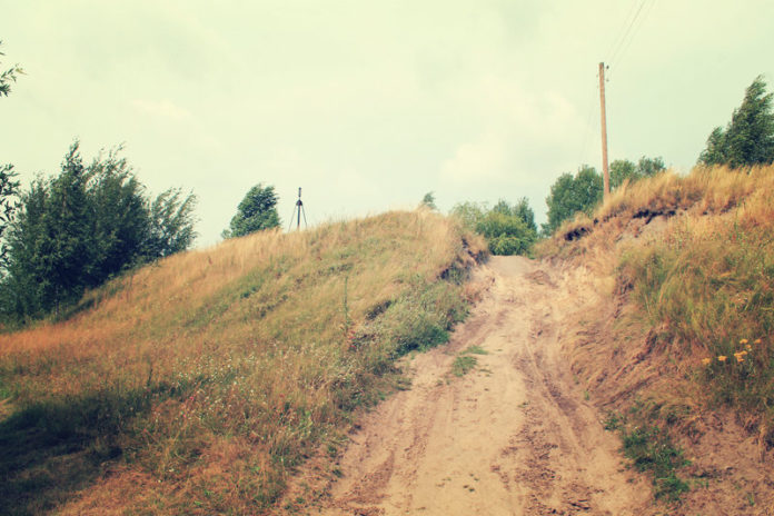 Фото Шведская горка в Гомеле