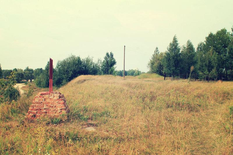 Фото Шведской горки в Гомеле