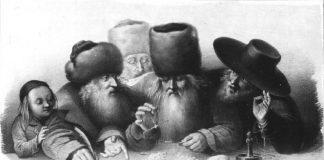 Еврейское население часто занималось торговлей