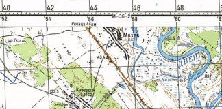 Место Мохов под Лоевом, где проходят археологические раскопки