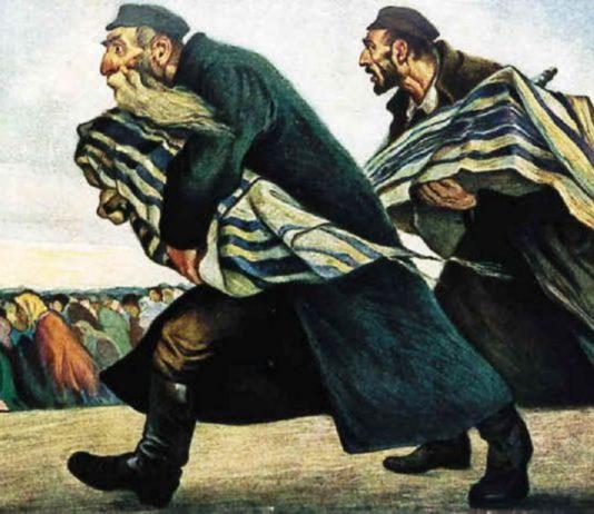 Стрекопытовский погром в Гомеле в 1919 был еврейским погромом тоже