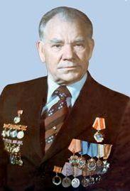 Николай Прокофьевич Мельников
