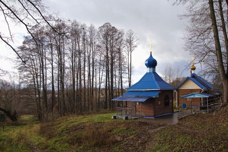 Источник в деревне Чёрное Речицкого района