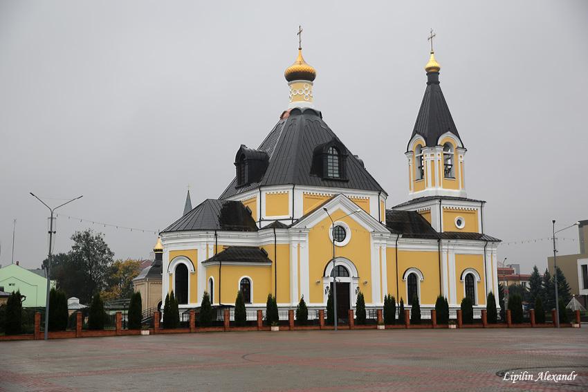 Свято-Успенский собор в Речице сегодня