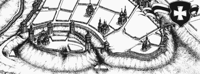 Замок в Гомеле