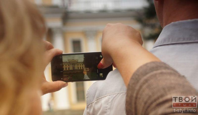 Фото Гомеля на смартфон