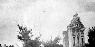 Восстановление Гомеля из руин после войны