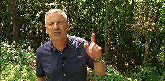 Аляксандр Краўцэвіч і праграма пра Юравічы