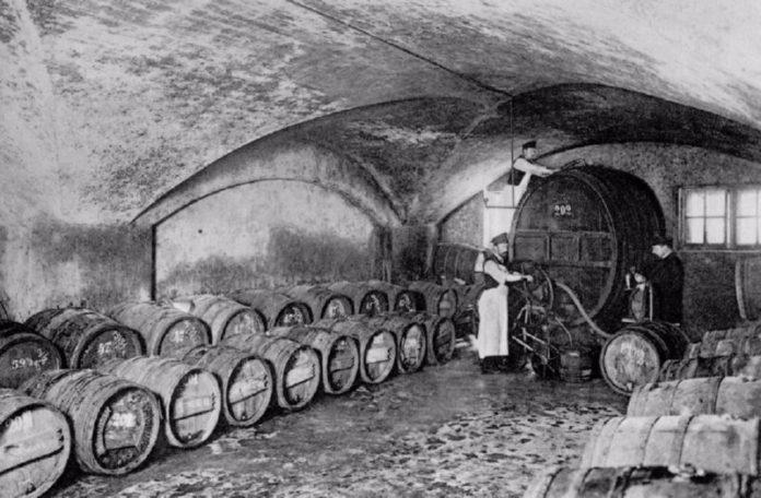 Рейнские вина в погребах ценились в Российской империи