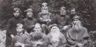 Староверы или старообрядцы и их быт