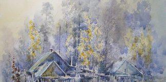 Вясковыя хаты. Ігар Хайкоў - аўтар