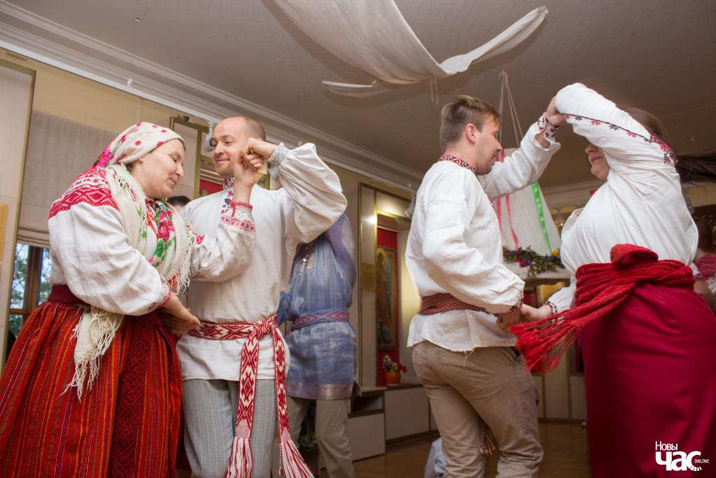 Беларускія танцы