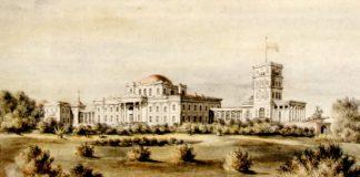 Гомельскі палац Румянцавых-Паскевічаў.