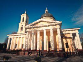 Гомельская святыня - Петрапаўлаўскі сабор