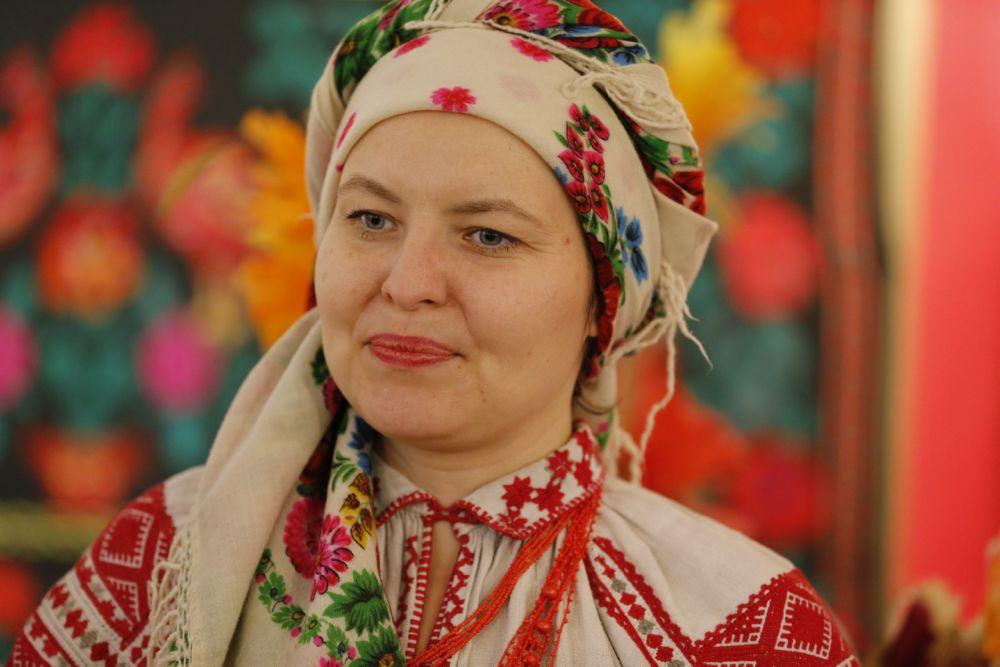 Беларуская жанчына