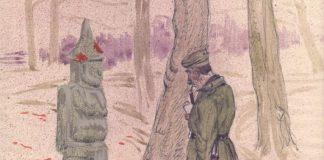 Старажытны стод або ідал у Гомелі