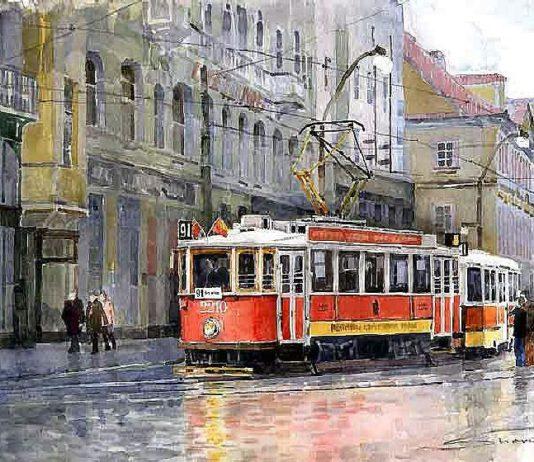 Трамвай у Празе
