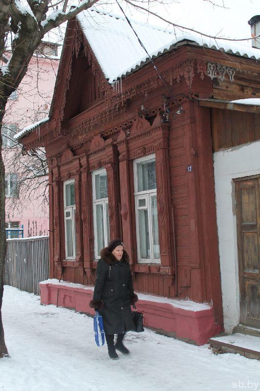 Дом на вуліцы Парыжскай Камуны ў Гомелі