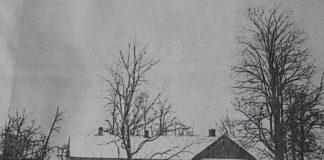 Фашчы валодалі маёнткам у Грабаўцы пад Гомелем